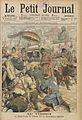 Le Petit Journal - Thibet-Le Dalaï-Lama de Lhassa fuit la domination anglaise.jpg