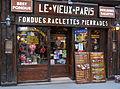 Le Vieux Paris, 9 rue St Severin, 75005 Paris 2009.jpg