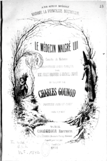 Description de l'image Le medecin malgre lui by Gounod.png.