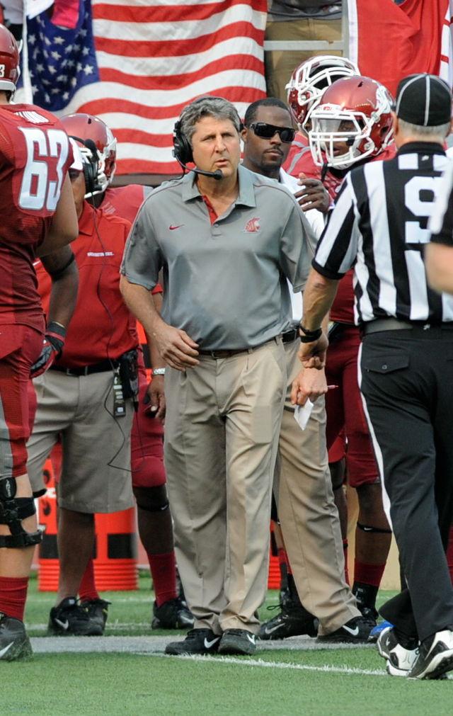 Mike Leach American Football Coach Wikiwand