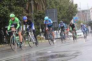 2014 Milan–San Remo - The break of seven in Savona