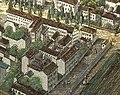 Leipzig Dresdner Strasse Ecke Gerichtsweg 1850.jpg