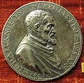 Leone leoni, medaglia d'argento di michelangelo buonarroti.JPG