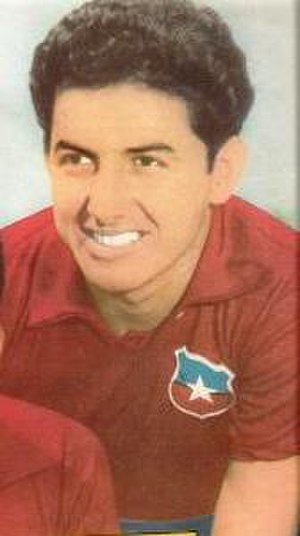 History of the Chile national football team - Joint top scorer of the 1962 FIFA World Cup, Leonel Sanchez holds the record for appearances with the Chilean national team