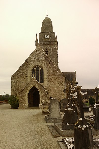 Église Saint-Martin des Veys
