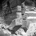 Lesena hiša, Brinje 1961.jpg