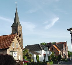 Centre of Leusden