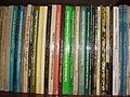 Libros de colección personal de user Veronidae 2013 000.JPG