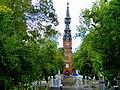 Licheń - Widok kościóła Św. Doroty - panoramio (2).jpg