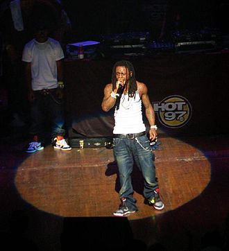 Lil Wayne - Lil Wayne At Beacon Theatre in 2007