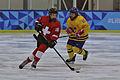 Lillehammer 2016 - Women hockey - Sweden vs Switzerland 47.jpg