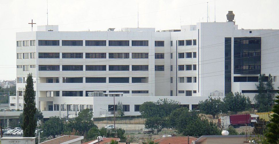 Limassol New General Hospital 03