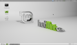 "Linux Mint 12 (""Lisa"")"