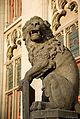 Lion Statue, Bruges, Belgium (6204981190).jpg