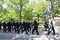 Lippujuhlan päivän paraati 2013 41 Rauhanturvaajaliitto.JPG