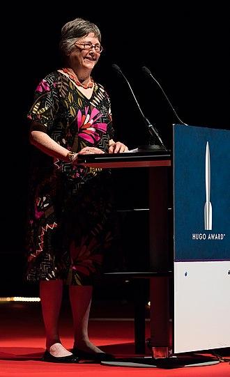 Lisa Tuttle - Tuttle at Worldcon in Helsinki 2017