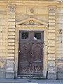 Listed building, portal. - 23 Petőfi St., Esztergom, Hungary.jpg