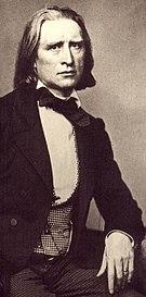 Franz Liszt -  Bild