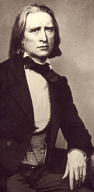 Liszt ference franz for Georg direttore orchestra ungherese