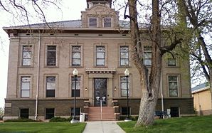 Municipal Courthouse in Littleton
