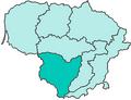 Lituania - Diocesi di Vilkaviškis.png