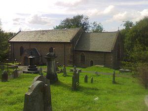 Llangyfelach - Image: Llangyfelach Church 496035 76e 0684e