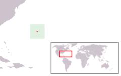 Ubicación de Bermudas