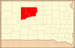 Location of Cheyenne River Indian Reservation.png