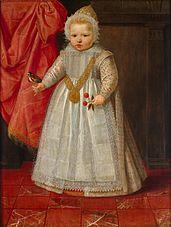 Lodewijk van Nassau (1602-1665)(Daniël van den Queborn)