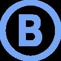 Logo ligne B Narbonne.png