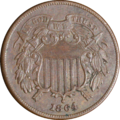 Longacre two cents obverse.png