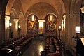 Looking W at Resurrection Chapel - National Cathedral - DC.JPG
