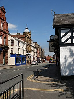 Looking towards Market St - geograph.org.uk - 842323