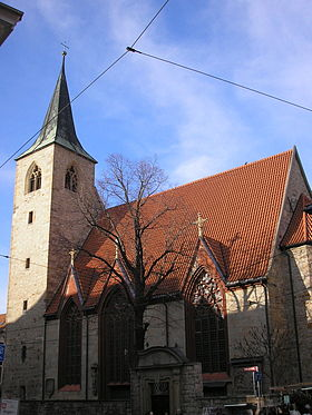 Image illustrative de l'article Église Saint-Laurent d'Erfurt