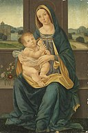 Lorenzo di Credi (Nachfolger) - Maria mit Kind - 1353 - Bavarian State Painting Collections.jpg