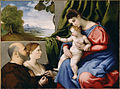 Lotto, madonna col bambino e due donatori.jpg