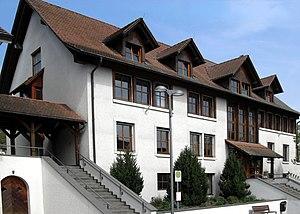 Lottstetten - Lottstetten Town hall (Rathaus)