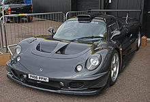Lotus Elise Gt1 Road Car 1997