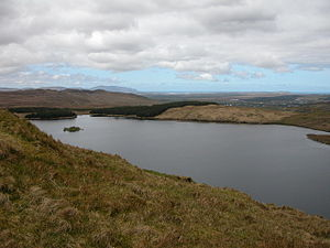 Lough Anna. In the Brian Friel play, Dancing a...