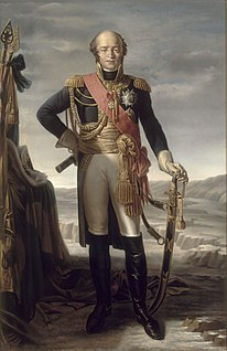 Louis-Nicolas Davout French Marshal