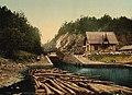 Loveid Lock, Telemarken (i.e, Telemark), Norway-LCCN2001700752.jpg