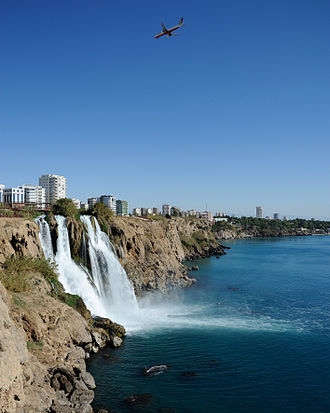 Antalya - Lower Düden Fall