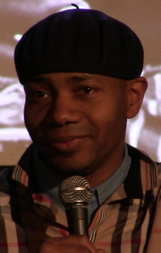DJ Spooky - DJ Spooky at Tribeca Cinemas celebrating Melvin Van Peebles in 2015