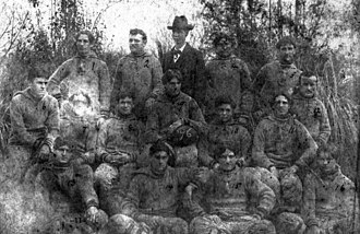 LSU Tigers football - The 1896 team