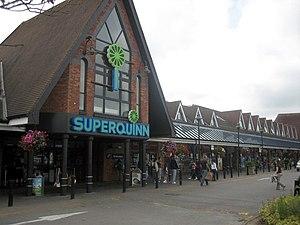 Lucan, Dublin - Lucan Shopping Centre employs hundreds of people in the Lucan area