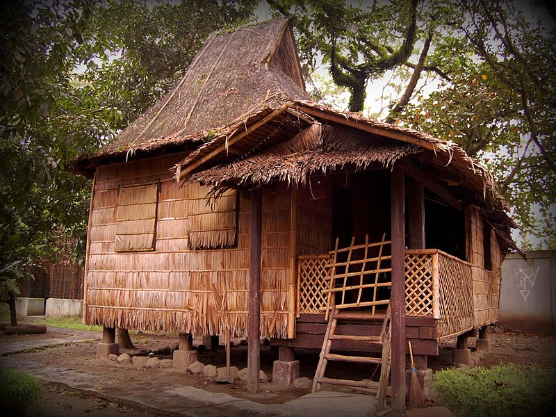 File lucio quezons house at baler wikimedia for House aurora