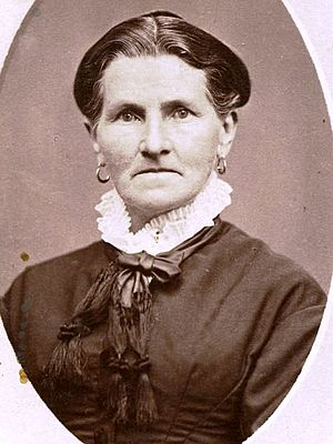 Elias Smith (Mormon) - Lucy Brown Smith