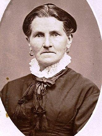 Elias Smith (Mormon) - Lucy Brown Smith