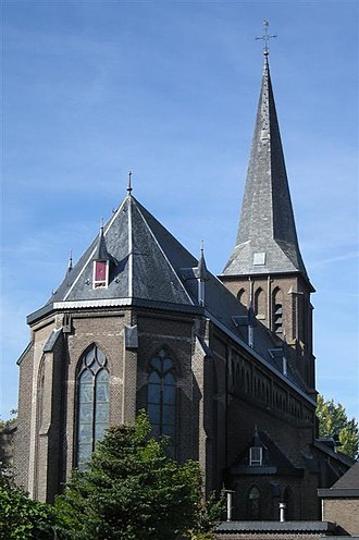 Balk, Netherlands - St Ludger Church