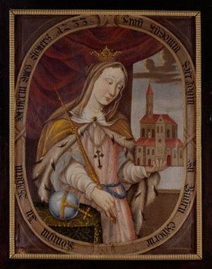 Ludmilla of Bohemia - Image: Ludmilaof Bohemia